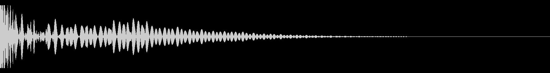 DTM Tom 27 オリジナル音源の未再生の波形