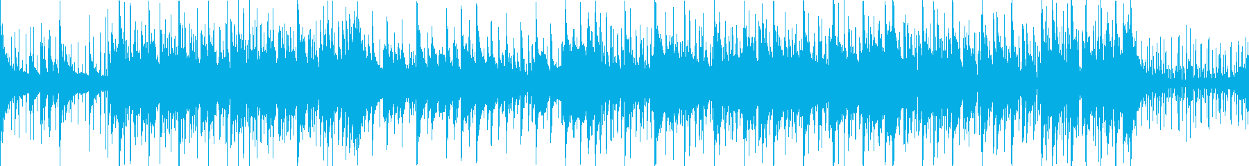 砂漠BGMゲーム/ループ可能の再生済みの波形