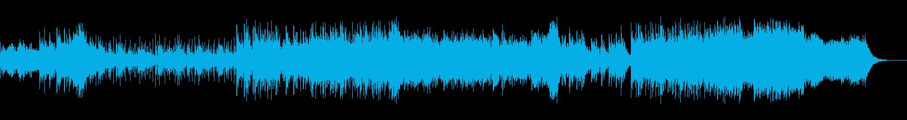 和の要素を入れたギターポップの再生済みの波形