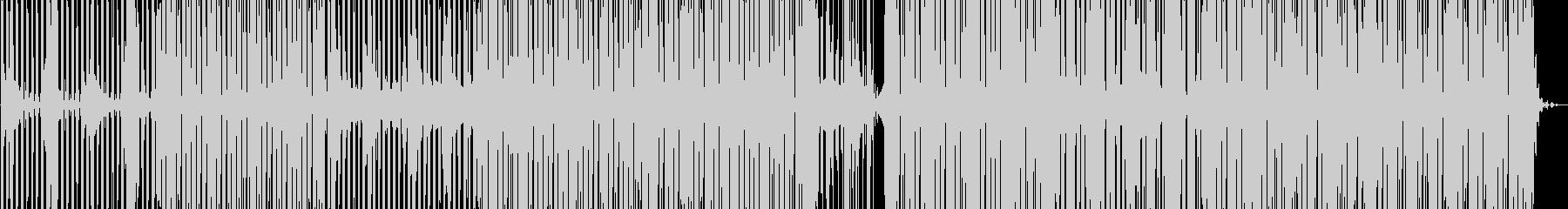少しづつ変化するdeep minimalの未再生の波形