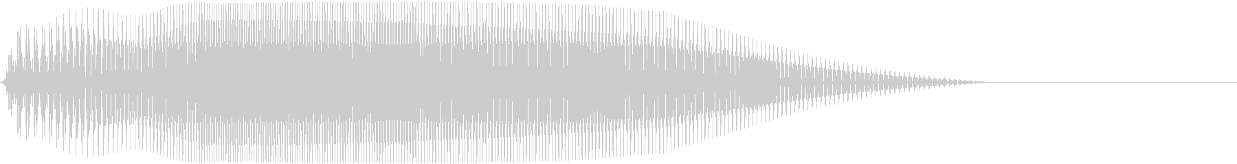 Game 横スクロール系ゲーム 効果音4の未再生の波形