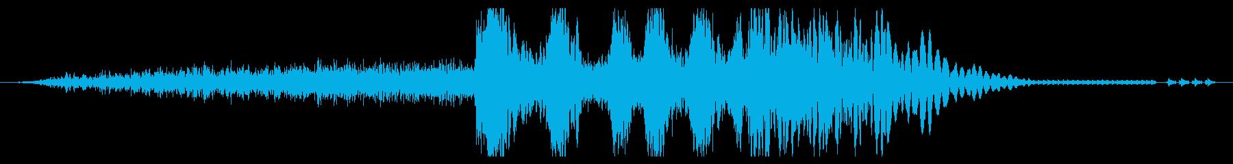 レーザーキャノン:マルチブラスト、...の再生済みの波形