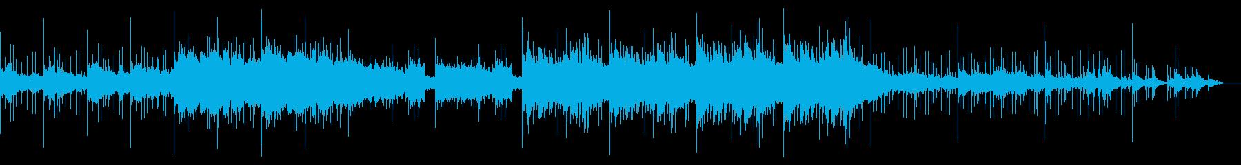 アジア 静か エスニック ハイテク...の再生済みの波形