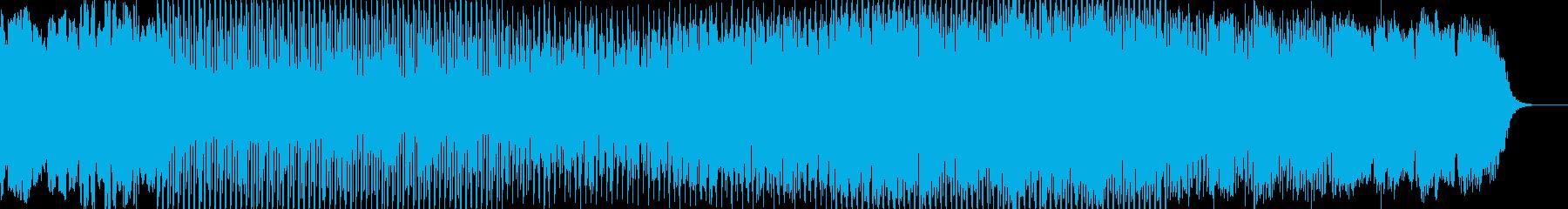 80年代風のダンスミュージックです。温…の再生済みの波形