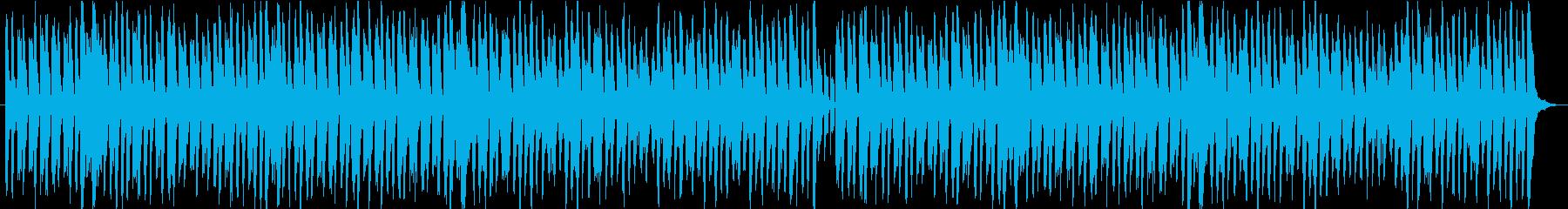 レトロ・コメディ・優雅なスウィングの再生済みの波形