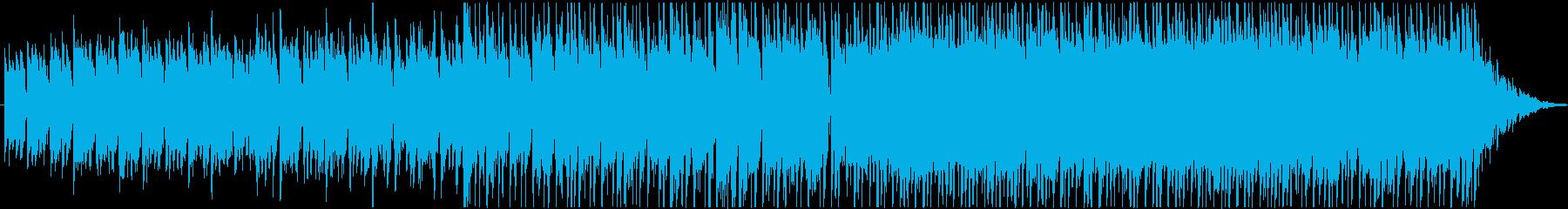 アンビエント 感情的 バラード 電...の再生済みの波形