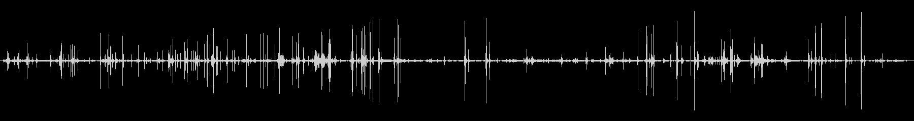 16 MMフィルムプロジェクター:...の未再生の波形