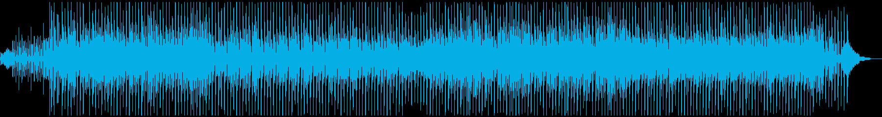 切ない雰囲気のノリの良いジプシージャズの再生済みの波形