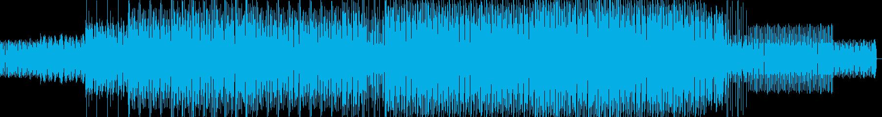 有名人の再生済みの波形