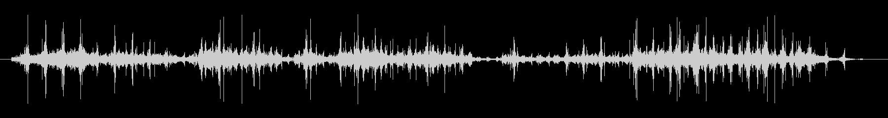 電気アーク:短いソフトバーストの未再生の波形