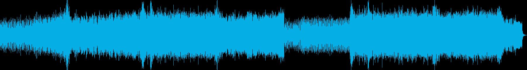 【変拍子】教会、ウィスキー、バイオリンの再生済みの波形