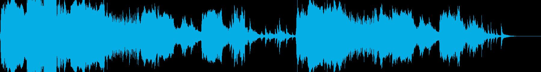 和風 鬼滅的 BGM12.20の再生済みの波形