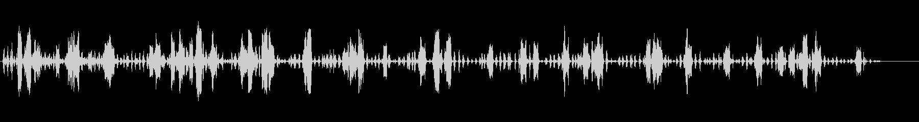 ヘンハウス2、バード; DIGIF...の未再生の波形