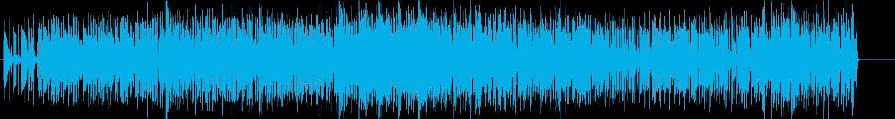 Bukarabuの再生済みの波形