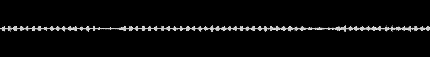鈴虫の鳴く環境音 ループ仕様の未再生の波形