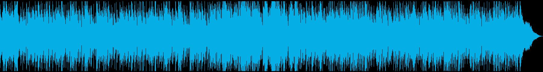 生演奏・正月定番曲「一月一日」ボサノバの再生済みの波形