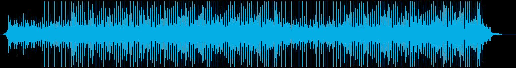 ハッピーチルドレンの再生済みの波形