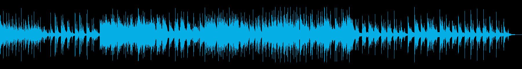 【ピアノ】上品で美しいメロディー・ラインの再生済みの波形