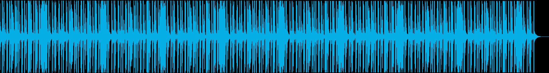 youtube漫画・探偵・調査・ピアノの再生済みの波形