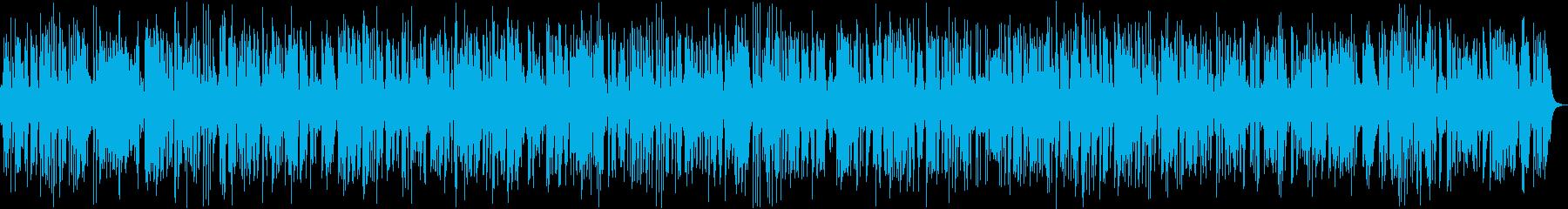 カフェ風おしゃれジャズピアノバンド9分の再生済みの波形