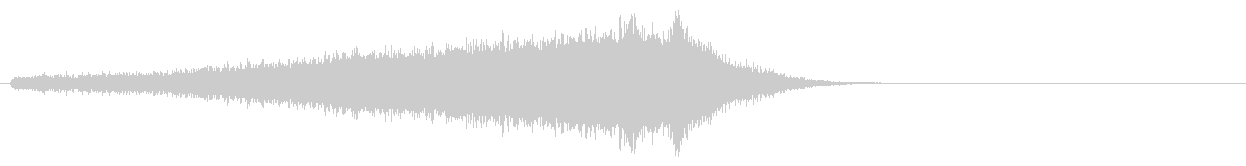 スティンガー-アンビエントピッチア...の未再生の波形