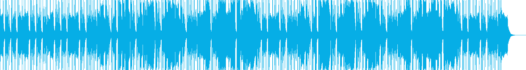 落ち着いたJazzyウッドベースサックスの再生済みの波形