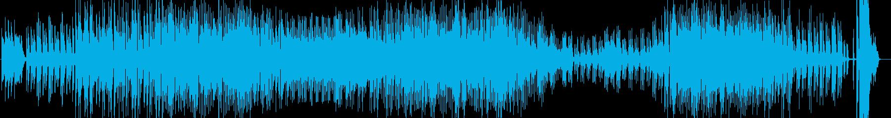 明るくリズミカルなビッグバンドジャズの再生済みの波形