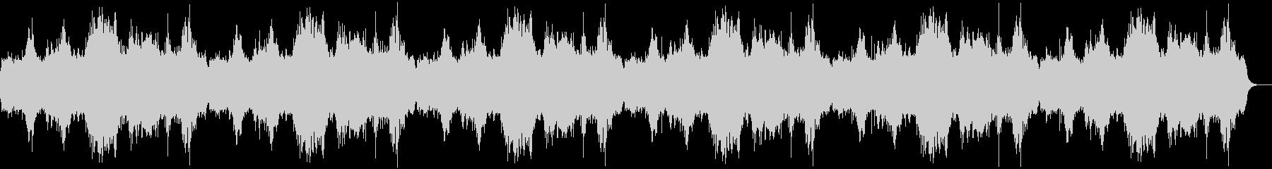 神秘的な森・神殿の環境音2の未再生の波形