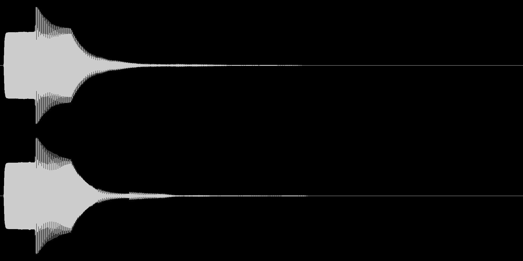 ピコン(キャンセル,終了,停止)_04の未再生の波形