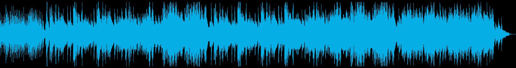 穏やかな感傷のシネマティックシンフォ。の再生済みの波形