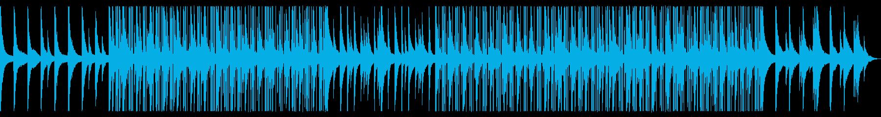 Vlog。お部屋紹介。チル。の再生済みの波形