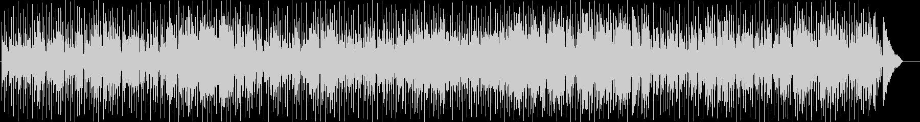 ミディアム・バラード系の洒落たサックスの未再生の波形