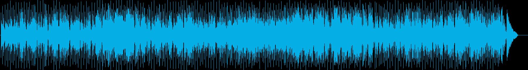 ミディアム・バラード系の洒落たサックスの再生済みの波形