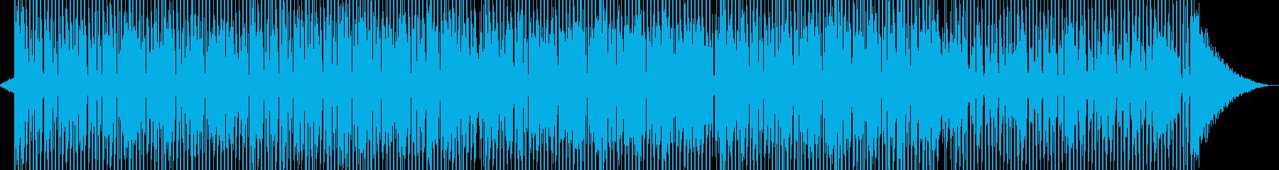 ハウス ダンス プログレッシブ ゆ...の再生済みの波形