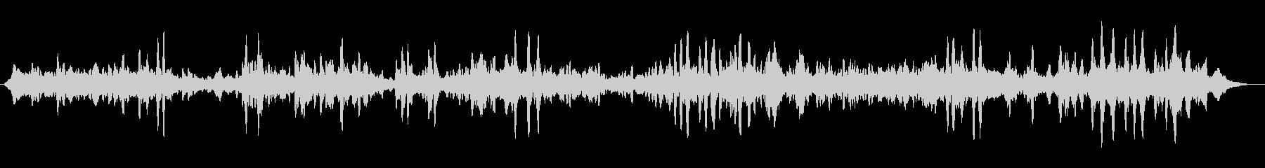 【生】厳格で落ち着いたチェロ独奏曲の定番の未再生の波形