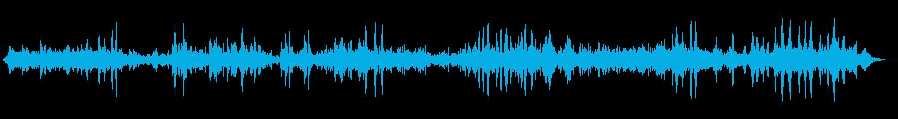 【生】厳格で落ち着いたチェロ独奏曲の定番の再生済みの波形