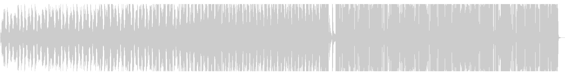 星/エレクトロハウス_No377_3の未再生の波形