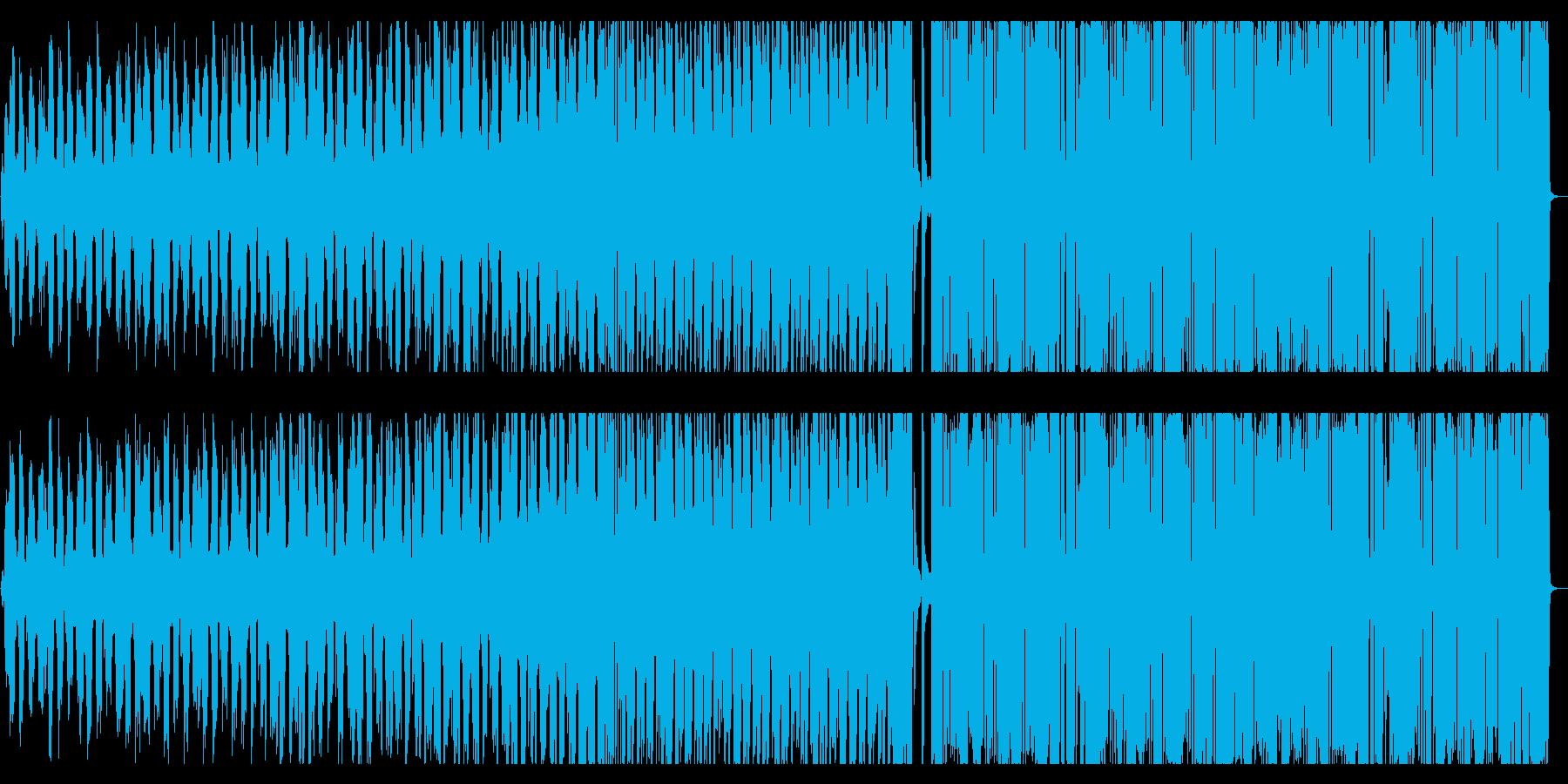 星/エレクトロハウス_No377_3の再生済みの波形