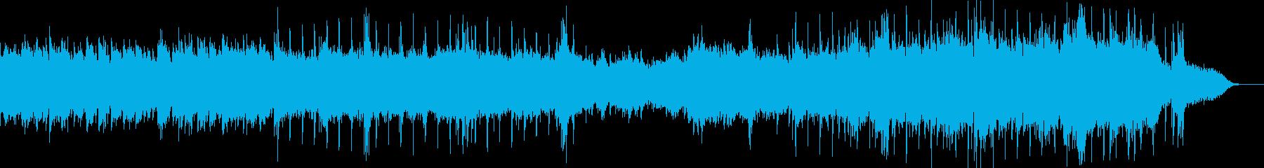 インナービューティーの再生済みの波形