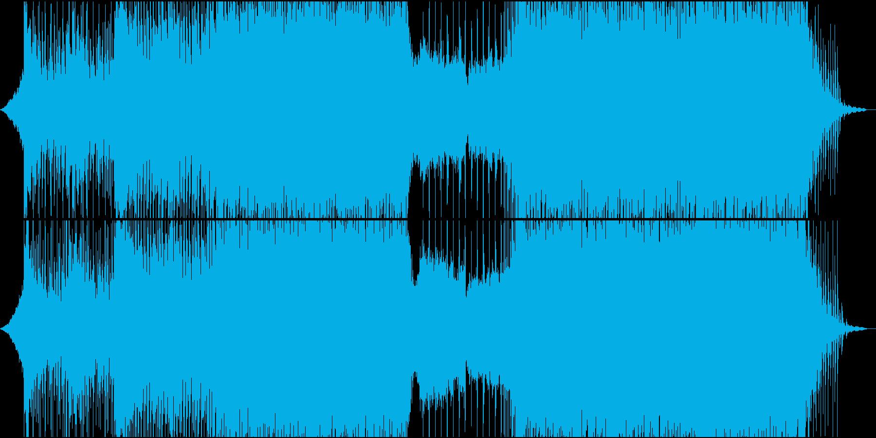 ファンク アンビエント コーポレー...の再生済みの波形
