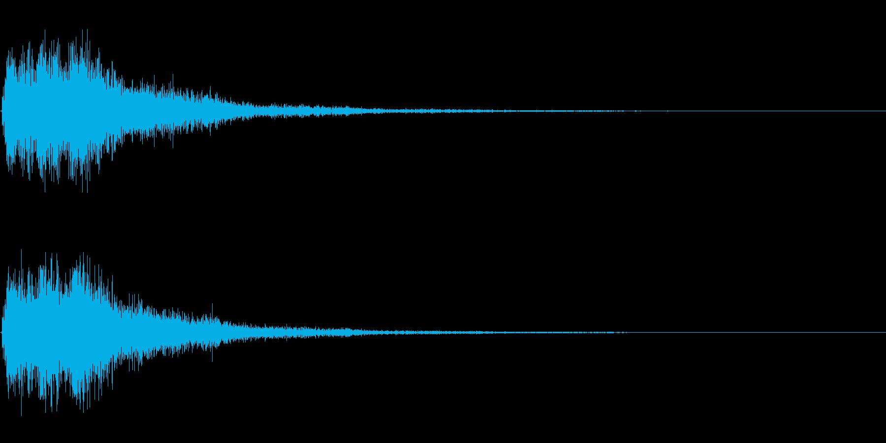 【出題02-3】の再生済みの波形