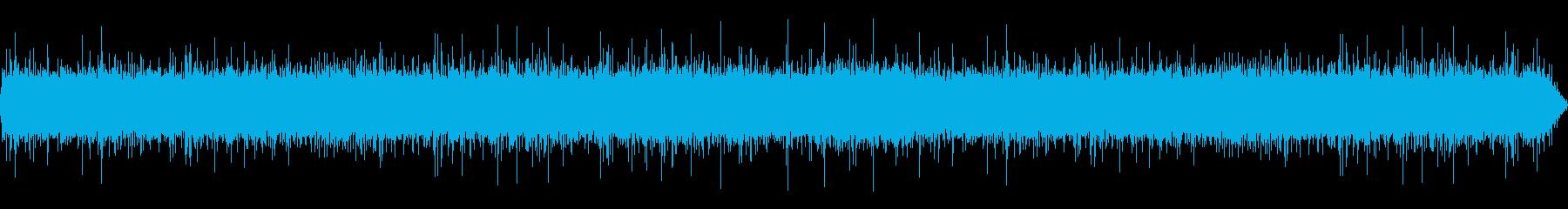 せせらぎの流れ-2(小川)の再生済みの波形