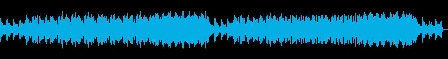 おしゃれ、ローファイ、チルアウトの再生済みの波形