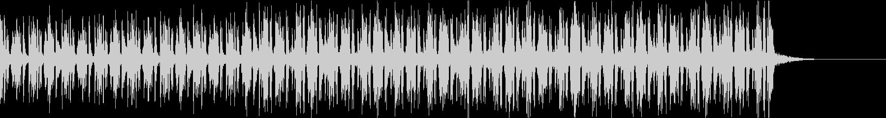 Pf「段階」和風現代ジャズの未再生の波形