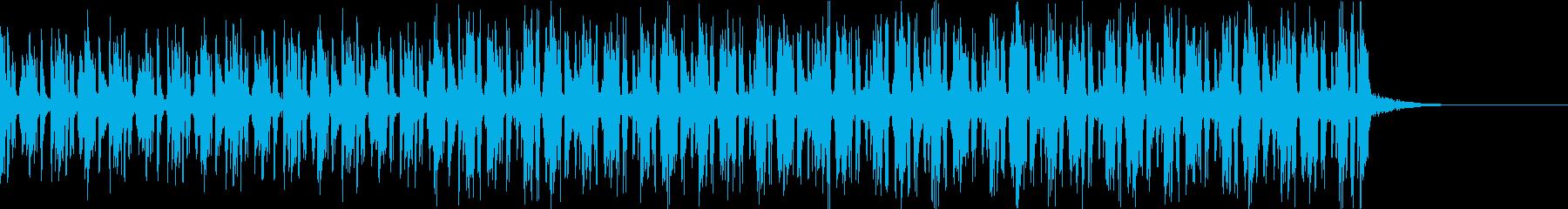 Pf「段階」和風現代ジャズの再生済みの波形