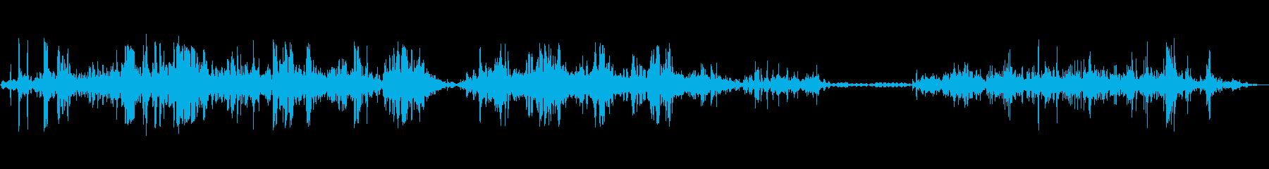メタル、グラインド;金属研削盤内の...の再生済みの波形