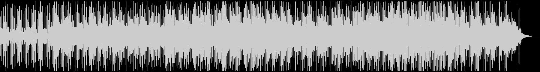 キラキラでエモかわいいエレクトロニカの未再生の波形