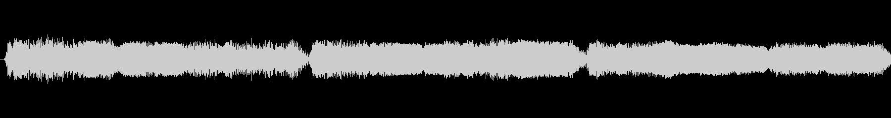 板金ボウ01-LCRの未再生の波形