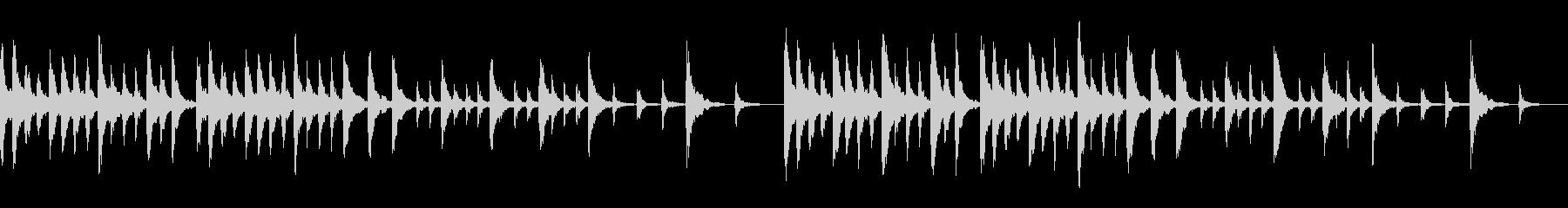 ファンタジー系(ループ仕様)の未再生の波形