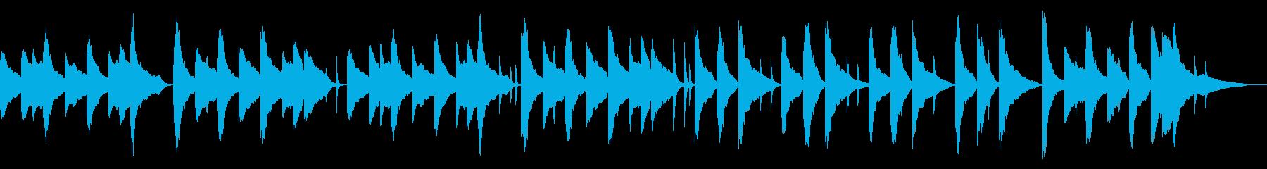 シタールがメインのインドの音楽の再生済みの波形